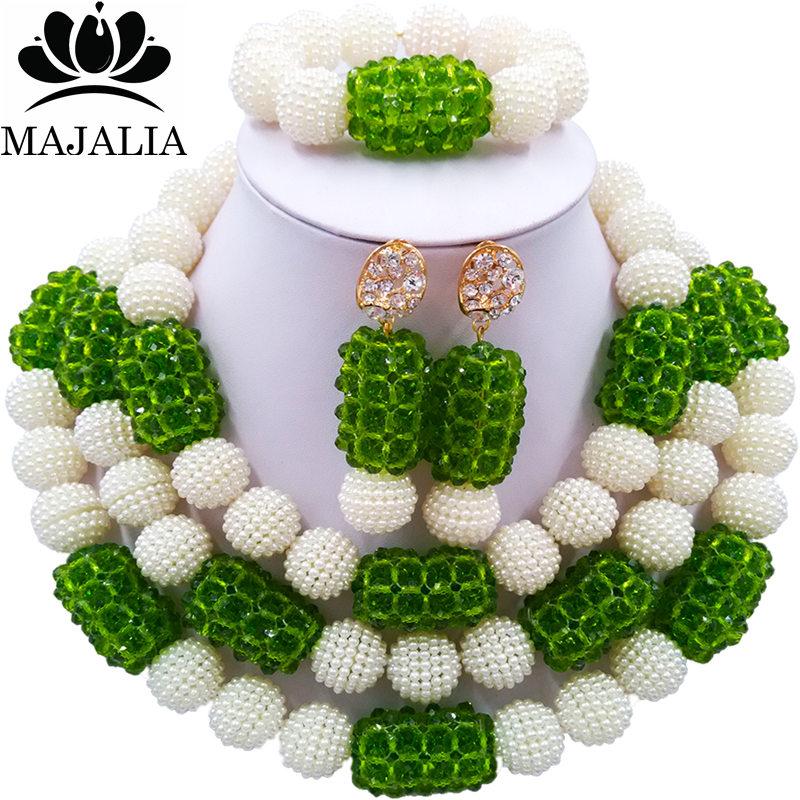 01 African Beads Jewelry Set (2)