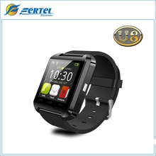 Digital Smart watch U8 for IOS Apple Android Phone support SIM/TF card MP3 pk GT08 A1 Electronic passometer Wearable WristWatch