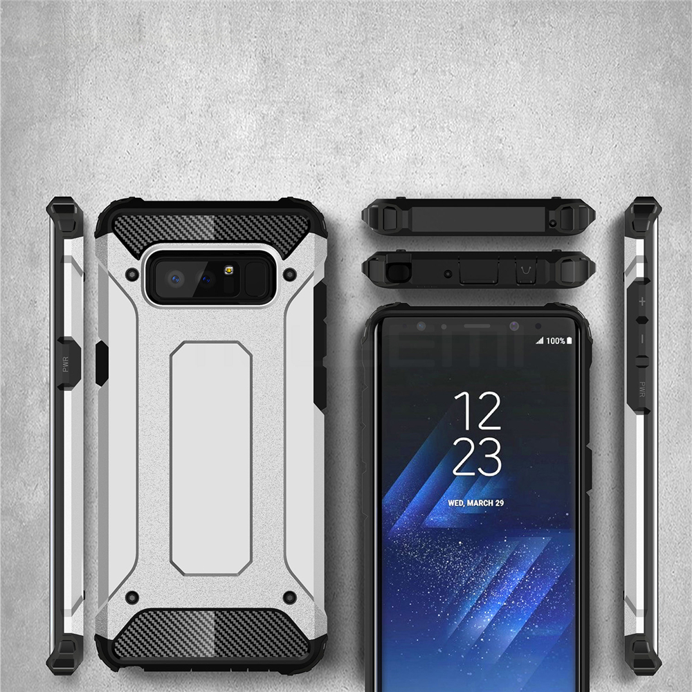 MOUSEMI For Samsung Galaxy S8 Note 8 Case Silicone Armor Shockproof Cover Protective Phone Cases For Samsung Galaxy S8 S8 Plus   (2)