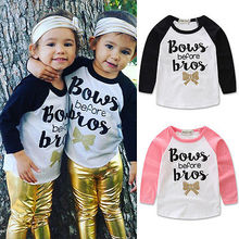Fashion 2016 Baseball Jersey Kids T-Shirt Raglan Camo Plain Toddler Baby Boy Girl Youth Child