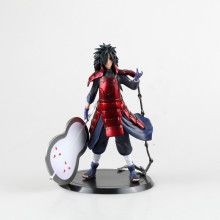 NARUTO PVC Action Figure Uchiha Madara Toys Juguetes 17CM Japanese Anime Naruto Collectible Model Toy Doll - calede anime Store store