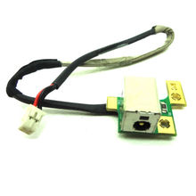 WZSM New DC Power Jack USB Board Cable for HP DV9000 DV9500 DV9700 90W(China)