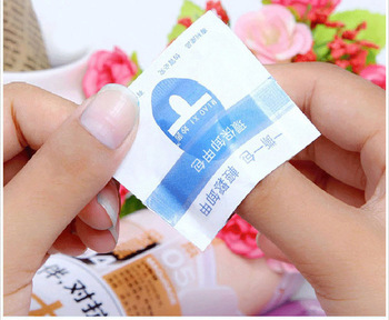 10pcs Nail Gel Polish Foil Remover Wraps With Acetone Gel Remover Nail Tools + Free Shipping (NR-WS72)
