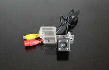 For FORD FIESTA 2014 car dvd Rear view camera Back up HD camera With Parking Line Waterproof Night Vision 4LED(China)