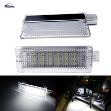 2PCS LED Courtesy Footwell Under Door Light No Error for BMW 1/3/5/7series E87 E90 E92 E93 F10 E60 E61 F10 X1 X3 X5 X6 Z4