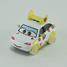 Pixar Cars Ichigo Japan Drift Diecast Metal Toy Car For Children Gift 1:55 Loose New In Stock(China)