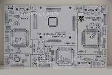 PCB Prototype Single Layer PCB Board Manufacturer Supplier Sample Production Small Quantity Fast Run Service Free Shipping 002