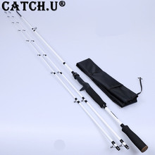 2 Tips M/MH Action Japan Carbon Fiber 2.1m 8-25g Lure weight Spinning Casting Lure Fishing Rod