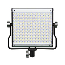 JYLED-500 5600K Panel Lamp Illumination Dimming Dimmable Brightness Adjustment LED Light 480pcs LED Video Light for Camcorder