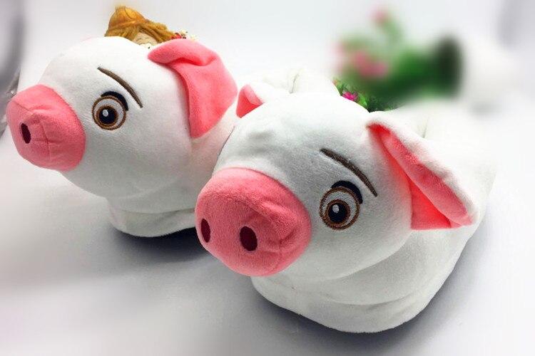 buy pig slippers