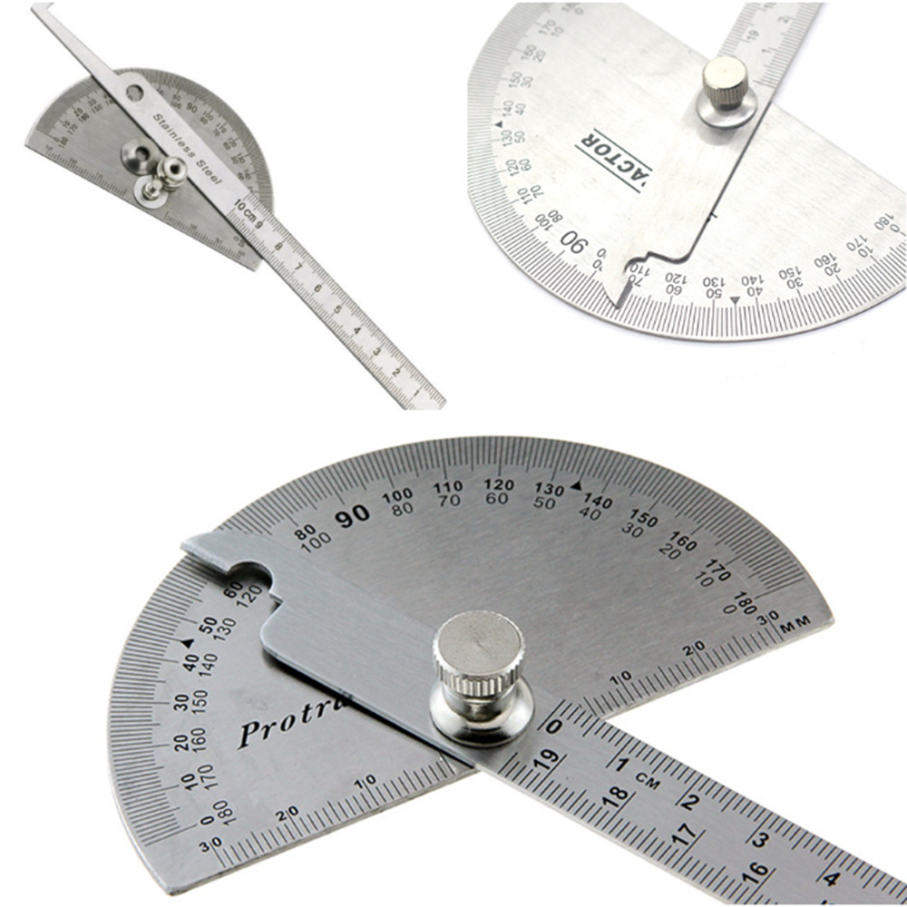 2 Pack 12//300mm Straight Rule Aluminium Alloy Protractor 1 Corner Angle Finder,Ceiling Artifact Tool Squar Protractor for Woodworking Flooring Tile. Rule Kit