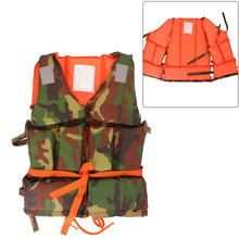 Liplasting Brand Universal Adult Life Jacket Vest Flotation Device For Fishing Outdoor Sports(China)