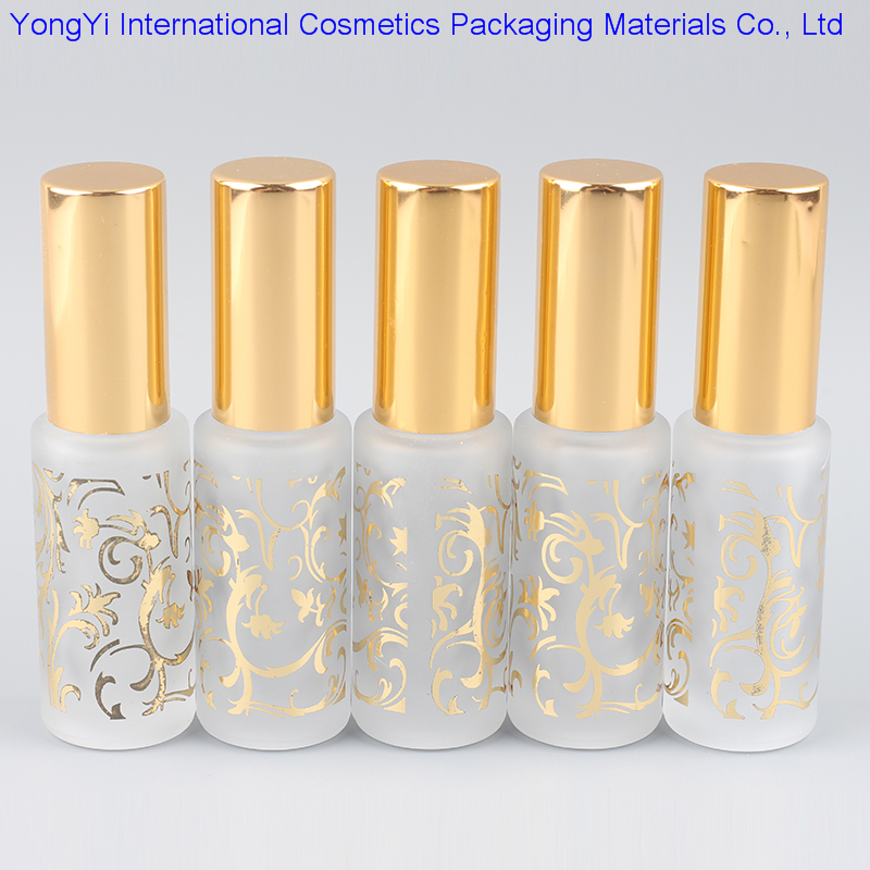 BP-155 DHL Free Shipping 100Pcs Glass Spray Bottles ,Empty Perfume Glass 12ml Bottles , Oz Antique Cut Glass Perfume Bottles(China (Mainland))