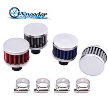 ESPEEDER Universal Air Filter 51*40 Neck : 12mm High Quality Auto Air Intake Filter AIT12(China)