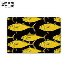 Buy WARM TOUR FishPattern Non-slip Carpet Welcome Door Mats Indoor Kitchen Entrance Bathroom Living Room Floor Doormat Rug for $14.81 in AliExpress store