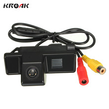 KROAK CCD Car Rear View Camera Reverse Reversing Camera For Mercedes/Benz/Vito/Viano 2004 170 Degree(China)