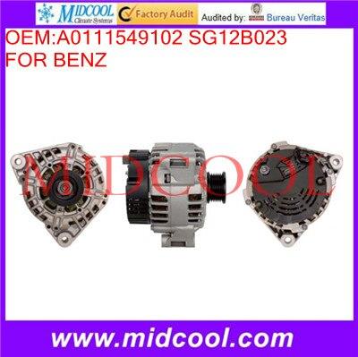 High Quanity Car Alternator OEM:A0111549102 SG12B023<br><br>Aliexpress