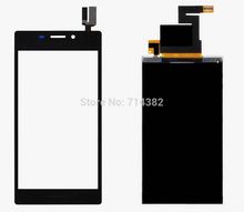 for Sony Xperia M2 S50H D2302 D2303 D2305 D2306 LCD Display Panel + Touch Screen Digitizer Glass Repair Part Replacement