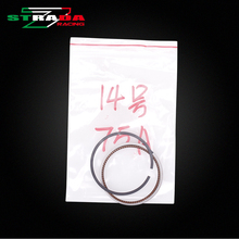 Engine Cylinder Part Piston Rings Kits For SUZUKI GSF400 GSXR400 75A GSF 250 400 GSXR XJR400 Motorcycle Accessories