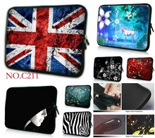 Notebook Computer Laptop Sleeve Waterproof bag case Pouch For ipad tablet PC 9.7 10 11 12 13 14 15 17 inch LOGO Customizable