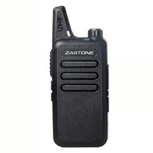Zastone ZT-X6 Mini Walkie Talkie 5W UHF 400-470MHz 1100mAh Portable Walkie Talkie Two Way Radio Communicator HF Transceiver(China)