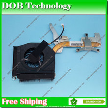 Original New Laptop Cooler Fan With Heatsink For HP Pavilion DV6000 F500 F700 AMD CPU 449961-001 431448-001