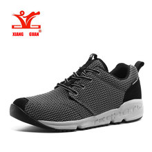 2017 XIANGGUAN men's & women comfortable breathable mesh fresh athletic trekking outdoor sports Sneaker training Running shoes(China)