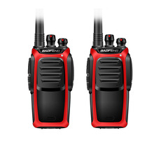 New Baofeng TF-317 Professional Walkie Talkie 5W Power Portable Two Way Radio UHF 400-480MHz Pofung PTT Interphone 2 pcs