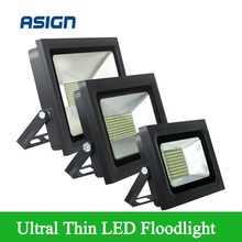 2017 LED Flood Light 15W 30W 60W 100W 150W 200W IP65 Waterproof Spotlight Lamp Gardden Street Outdoor Lighting  Floodlight 220V