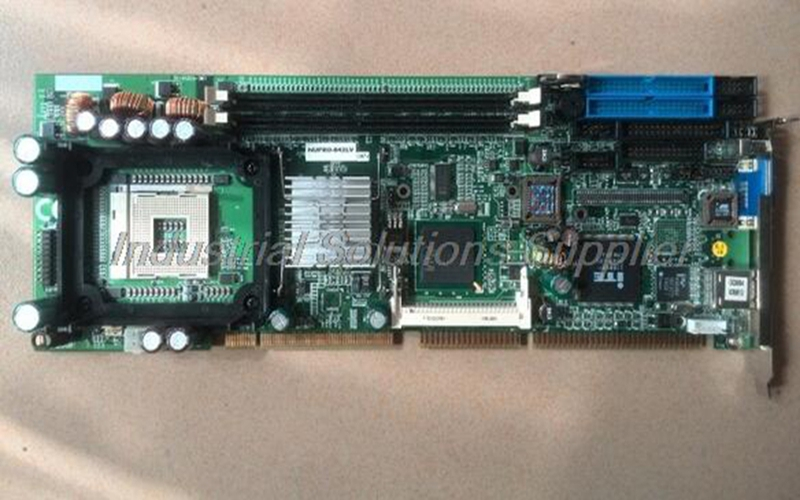 NUPRO-842LV P Industrial Motherboard P4 IPC Board 100% tested perfect quality(China (Mainland))