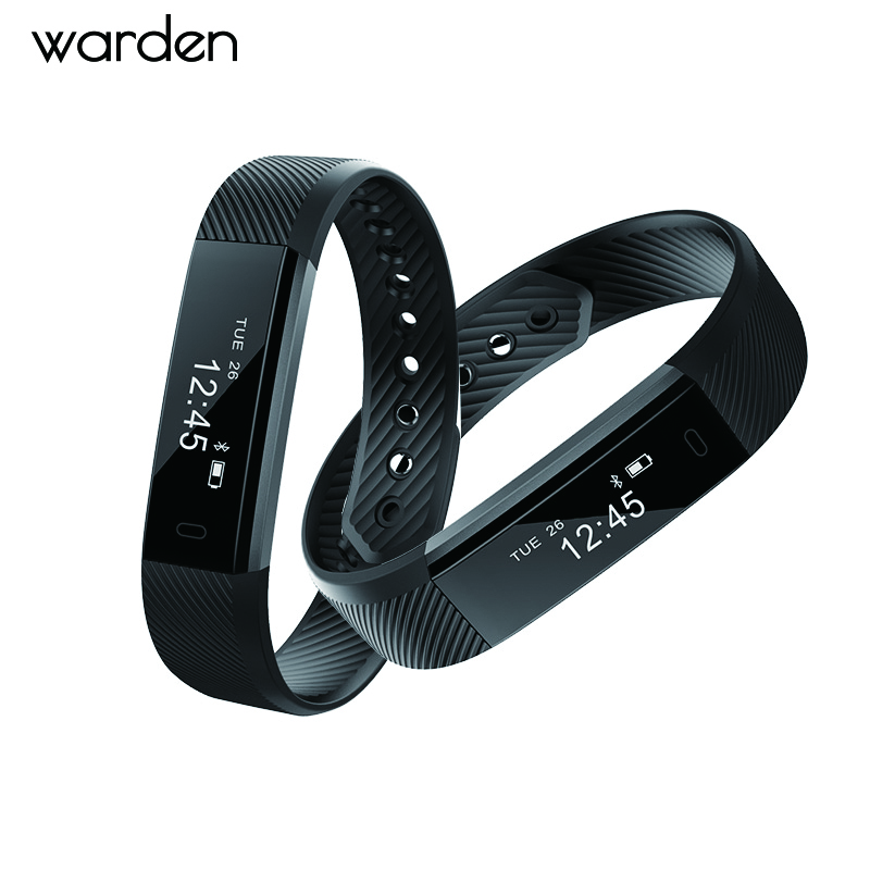 ID115 Smart Bracelet Fitness Tracker Step  Counter Activity Monitor Band USB charge Vibration Wristband for iphone Android phone<br>