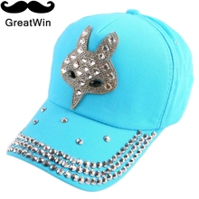 cheap discount fashion baby children summer cute baseball cap fox animal design character simple boy girl snapback hats gorras