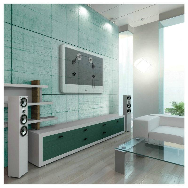 Extra Slim 2014 LED Bracket vesa 600 400 Tv Mount LED Tv Wall Bracket 55-60 for Tv Free Shipping<br><br>Aliexpress