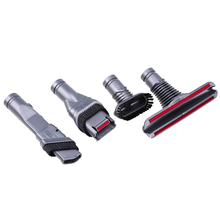 WHISM Vacuum Cleaner Attachment Accessories Head Brush Rods Connector Tool Cleaning Set Brush Head stofzuiger motoren(China)
