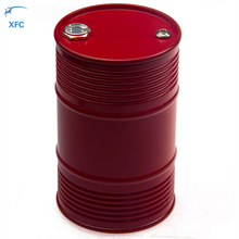Aluminum RC Oil Drum Tank for RC 1/10 1/14 Rock Crawler Truggy Tractor Container Truck Decor Part Red