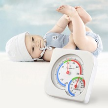 New Useful Nursery Baby House Room Mini Thermometer Wet Hygrometer Temperature Meter Worldwide Store