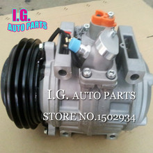 10S30C AC Compressor For Car Toyota Coaster Bus 2000- 447220-0394 447220-1030 447220-0390 4472201030 4472200390 4472200394