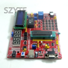 51 MCU development board avr arm stm32 experiment board learning board microcontroller development board kit