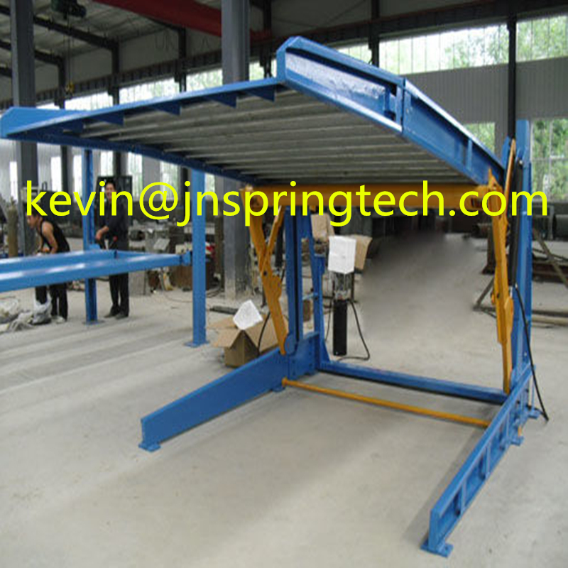 Good Price 2 Post Car Lift/ High Quality 2 Hydraulic Cylinder Car Jacks/2  Floor Suv Lift With CE Approve No Pit