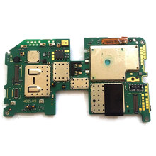 Ymitn Unlocked Mobile Electronic panel mainboard Motherboard Circuits with Camera module International For Nokia lumia 1520(China)