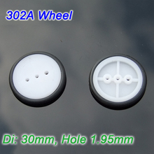 10 Pieces/Lot, 30*2A Rubber Tire, Belt Pulley,  Used for Model Car / Boat / Robot and other DIY Toys
