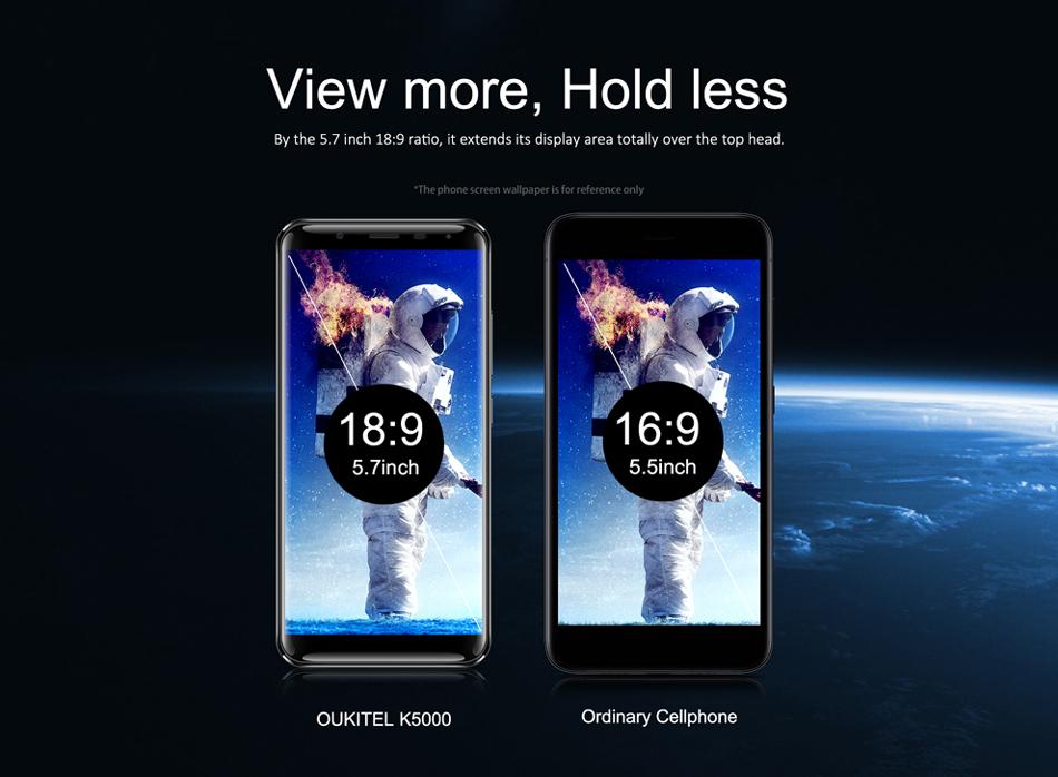 oukitel k5000 android (4)