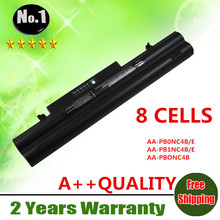 Wholesale New 8cells laptop battery FOR  SAMSUNG R20 R25 NP-R20 NP-X1 NP-X11 Series AA-PB1NC4B/E AA-PB0NC4B/E free shipping