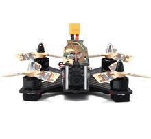 Newest DIY Mini Drone JJRC JJPRO P130 Battler 130mm with 5.8G FPV 800TVL 2.4GHz 6CH RC Racing Quadcopter Multicopter RTF(China)
