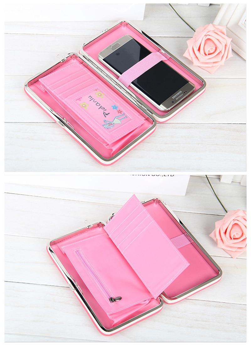 Wallet Purse Universal Phone Case Main 8
