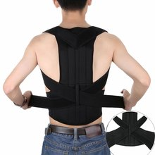 Back Posture Corrector Men Women Orthopedic Corset Back Support Belt Back Straightener Belt Spine Support Back Pain Help B003