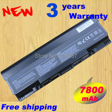 NEW fast shipping 9 CELL Laptop Battery For Dell Inspiron  1545 GW240 GW241 for Inspiron 1525 1526 black FREE SHIPPING