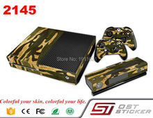 Bomb Full body Decal Skin Sticker Protector For Xbox one Console Controller Decorate Video Accessories