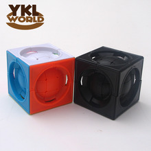 YKLWorld Newest Strange-Shape Magic Cube Ball Smooth Puzzle Game Speed Cubo Magico Ball in Cube Kid  Toy Gift -48