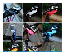 colorful garmin mount Handlebar Mount Holder QuickView for Garmin GPS Edeg 200/500/510/800/810